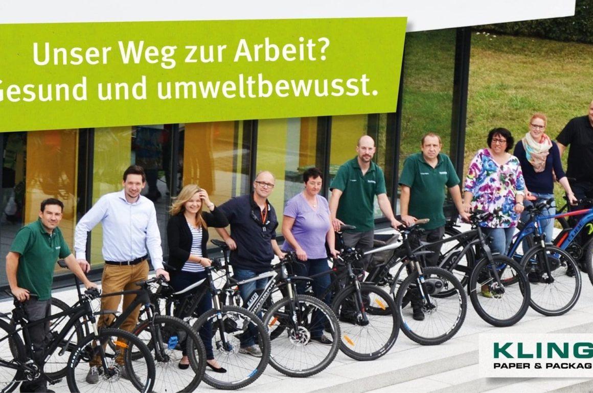 E-Bike Leasing für unsere Mitarbeiter