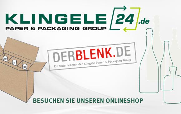 Unser neuer Onlineshop Klingele24.de